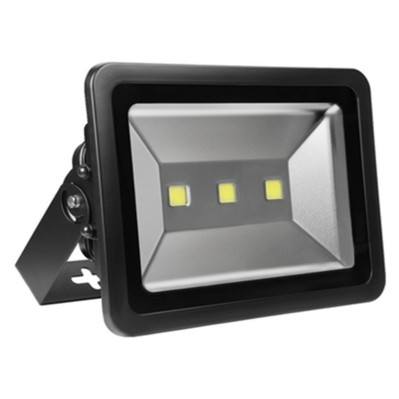 Foco led proyector 150w exterior blanco for Focos led exterior 150w