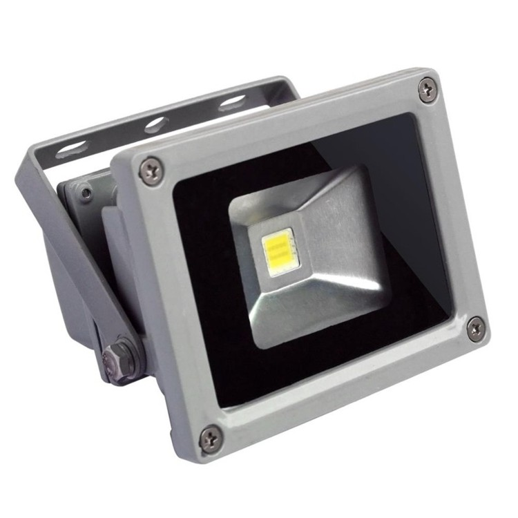 Foco led proyector 10w exterior for Foco led exterior 10w