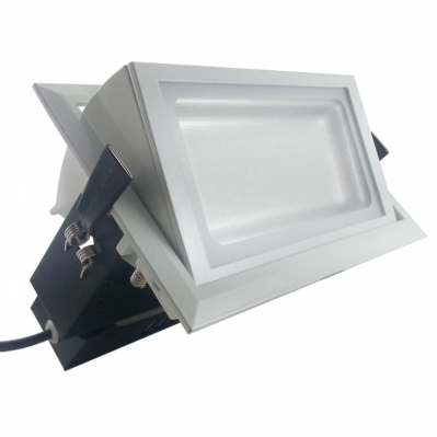 Downlight rectangular LED 36W