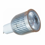 Dicroica led 8W GU10 blanco regulable