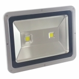 Foco LED proyector 120W exterior blanco